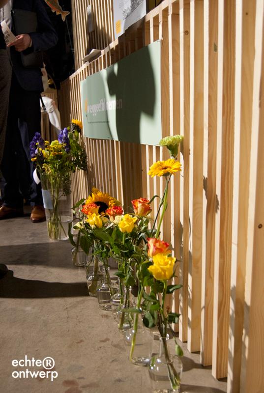 Jouw zorg is mij een zorg - Dutch design week 2015 - klokgebouw- willemieke van den brink - echter ontwerp